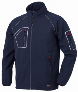 Kurtka JUST softshell 04515N